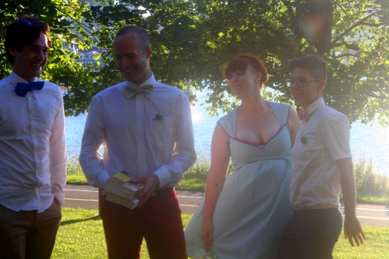 I Had a Picnic (And Got Married)!